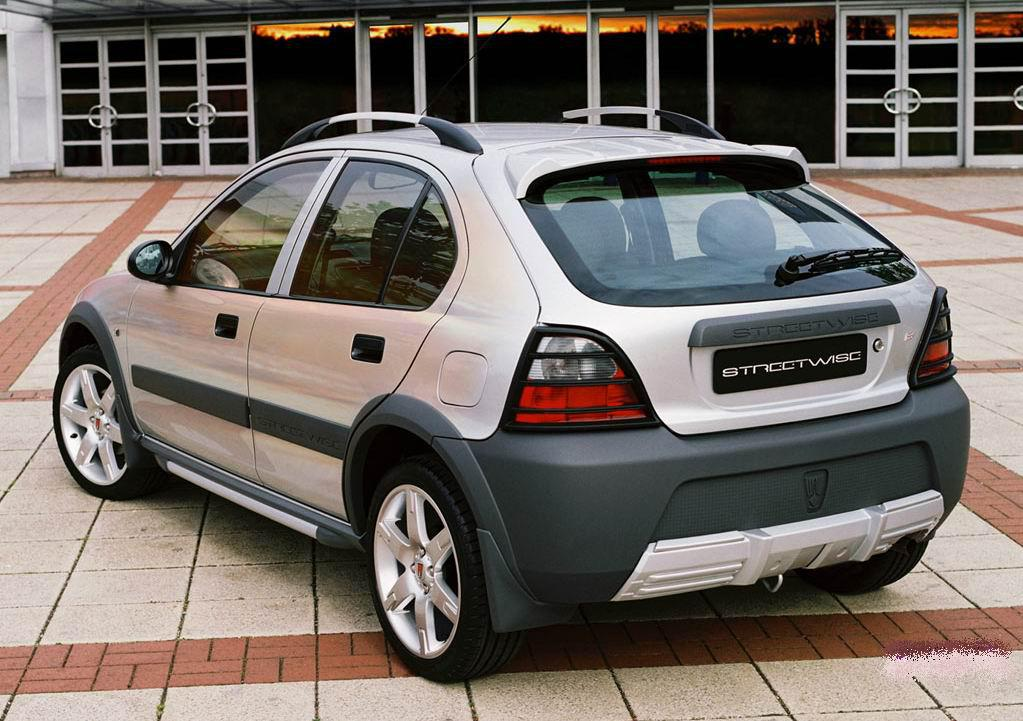 2003 Rover Streetwise Streetwise 2003 3