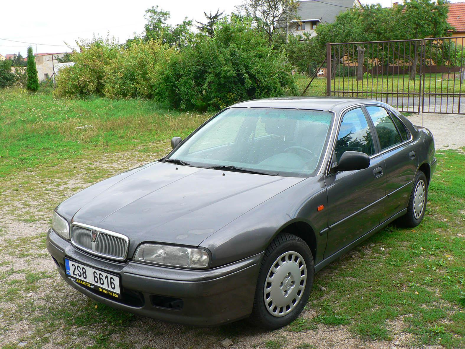 1995 rover 600 620 sdi 2 0  122 cui  diesel 77 kw 210 nm 1994 Rover 620 rover 620 si service manual